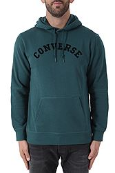 Converse Quilted Panel Pullover Hoodie 10004693