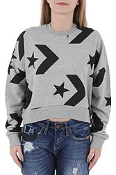 Converse Star Chevron Crop 10007713