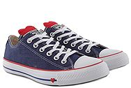 Converse Chuck Taylor All Star Sucker For Love Textile Ox 163308C