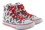 Converse Chuck Taylor All Star Dinoverse Print  High Top 663636C