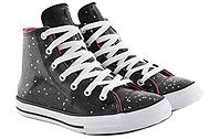 Converse Chuck Taylor All Star Galaxy Shimmer High 665105C