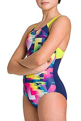 Arena G Swim Love Jr Pro Back O 003556
