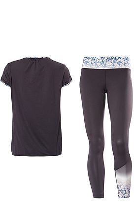 Freddy Superfit Pant & T-Shirt SF7PF6DQTS