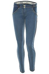 Freddy Wr.Up Low Rise Denim With Rhinestones S8-EWRS-WRUP1LJ18E