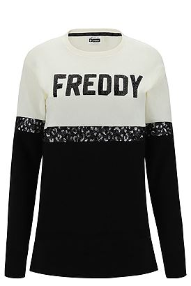 Freddy Two-Tone With Sequins F0WCLS4
