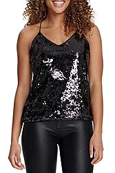 Freddy Sequin Tank F0WTWK2