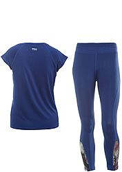 Freddy Wr.Up Capri Pant + T-Shirt WRS4CDF5TS