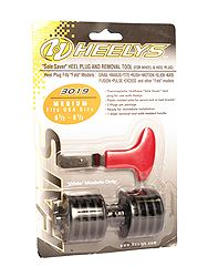 Heelys Heel Plugs Fats (Medium) 3019