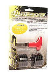 Heelys Heel Plugs Fats (Small) 3018