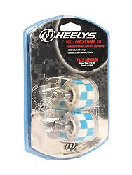 Heelys Checks Abec 5 (Medium) 5073