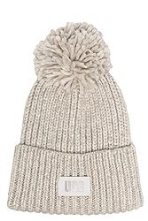 Ugg Australia Chunky Rib Knit With Pom 20165