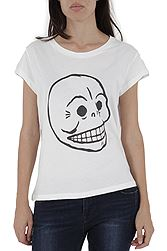 Cheap Monday Cracked Skull 0150420