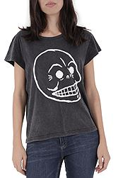 Cheap Monday Cracked Skull 0150458