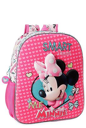 f33a6d8eb15 Σχολική Τσάντα Disney Minnie Happy Helpers | Z-mall.gr