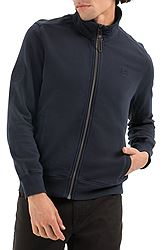 Camel Active Sweat Jacket In Pure Cotton C12-409321-6F01