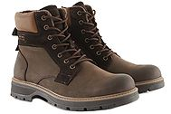 Camel Active Gravity Mid Lace Boot CH-91-241348