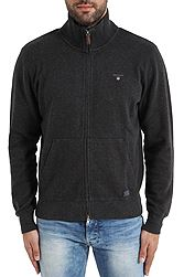 Gant Sacker Rib Full Zip Cardigan 226341