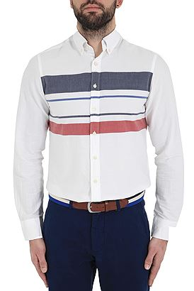 Gant Spinnakes Oxford Stripe 347462
