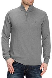 Gant Light Weight Cotton Zip 83073
