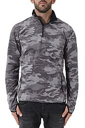 Quiksilver Aker - Half-Zip Technical Fleece EQYFT03629