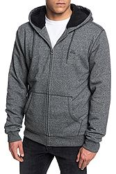 Quiksilver Everyday - Zip-Up Sherpa Lined Hoodie QS0APEQYFT0384800000