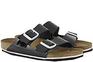 Birkenstock Arizona Black Patent 652741