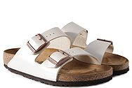 Birkenstock Arizona Graceful Pearl White 1009921
