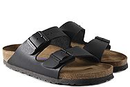 Birkenstock Arizona Soft Footbed Black 0551253