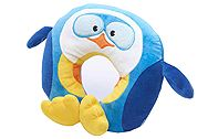 Travel Blue Puffy The Penguin 281