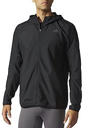 adidas Response Hooded Wind Jacket BQ2152