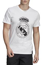 adidas Real Madrid DNA Graphic Tee DP5191