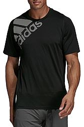 adidas FreeLift Badge of Sport Graphic Tee DU0902