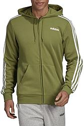 adidas Essentials 3 Stripes Fleece Hoodie FI0849