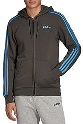 adidas Essentials 3-Stripes Hoodie Full Zip FJ5426