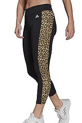adidas Leopard Print 7/8 Tights GL3960