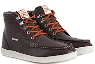Hummel Victory Moc Toe High 63497