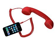 Native Union  POP PHONE RED