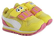Puma Sesame Street Runner Big Bird HOC V 362889