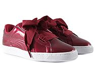 Puma Basket Heart Glam Jr 364917