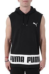 Puma Rebel Sleeveless Hoody 593526