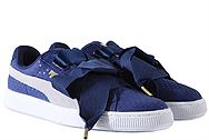 Puma Basket Heart Denim Wn's 363371