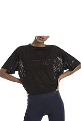 Puma Show Off Cropped Tee 517390