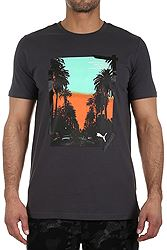 Puma Graphic Palms Photo Tee 578839