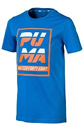 Puma Alpha Graphic Tee 854386