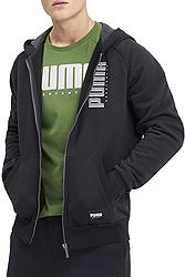 Puma Athletics Full Zip Fleece Hoodie 580151
