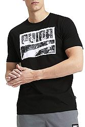 Puma Rebel Camo Filled Tee 580552