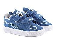Puma Suede Monster Family V Inf (Νο22-27) 371097