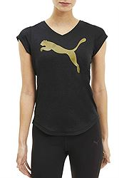 Puma Heather Cat Tee 517147