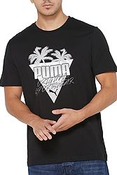Puma Summer Palms Graphic Tee 581917