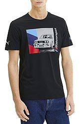 Puma BMW M Motorsport Graphic Tee 596102